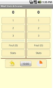 Basketball Stats & Scores - screenshot thumbnail