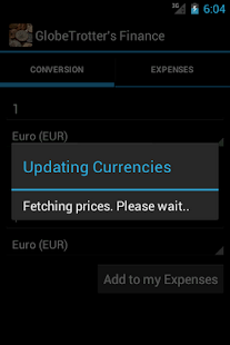 Currency Converter n Manager