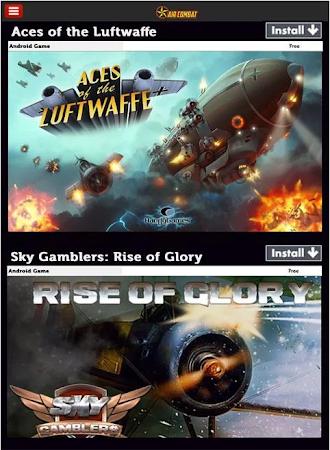 Air Combat Games 1.0 screenshot 68095