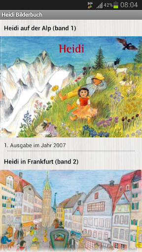 Heidi Bilderbuch