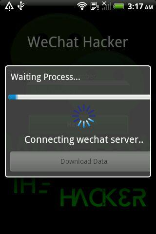 how to add people on wechat phone number