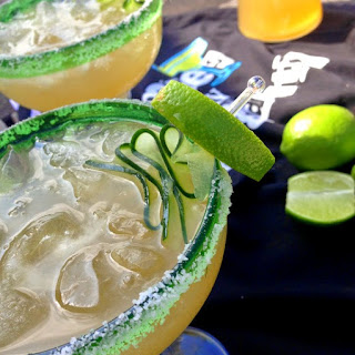 Cool Margarita Mule for #NationalMargaritaDay