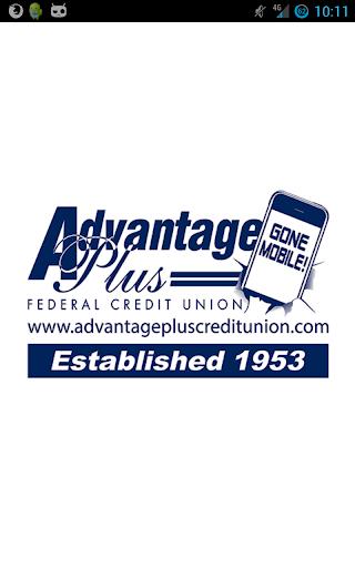 Advantage Plus Federal CU
