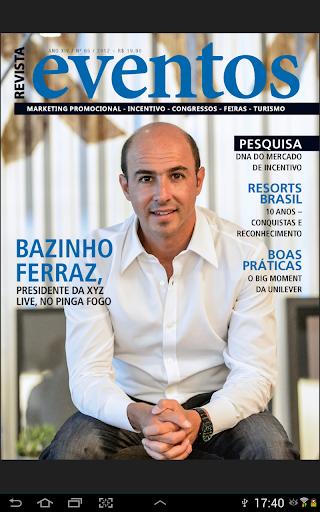 【免費新聞App】Revista Eventos-APP點子