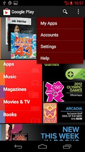 Red Blast CM9/AOKP/GUMMY Theme - screenshot thumbnail