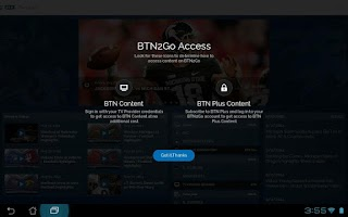 Screenshot of BTN2Go