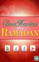 Screenshot of Doa Harian Bulan Ramadhan