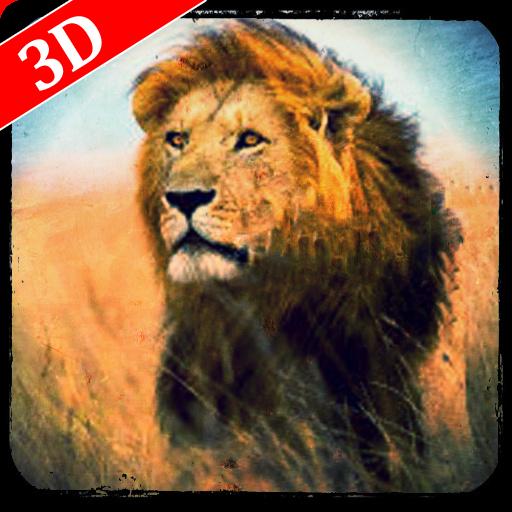 动作のリアルライオン狩り LOGO-記事Game
