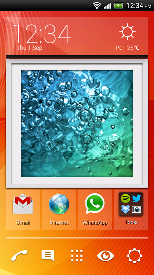 Vire Launcher (donate) - screenshot