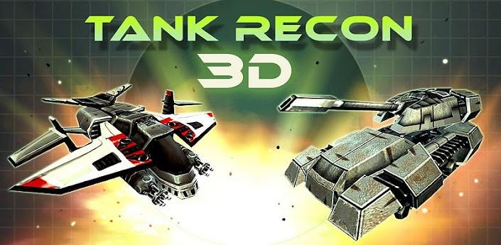 Tank Recon 3D v2.10.24 apk