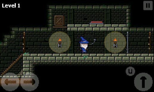 Merlins Adventure – Miniaturansicht des Screenshots