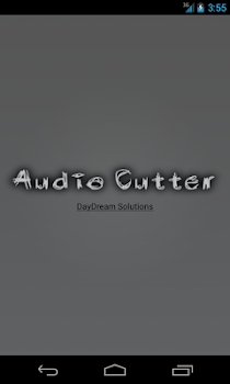 Audio Cutter