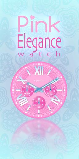 Moto 360 Pink Elegance Watch