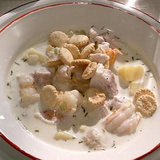 Potato Seafood Chowder