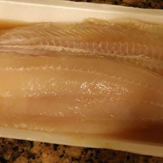 Steamed Ginger Fish Fillet