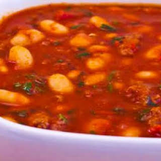 White Bean Chili Beef Recipes.