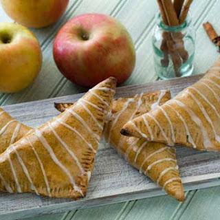 Gluten Free Cinnamon Apple Turnovers