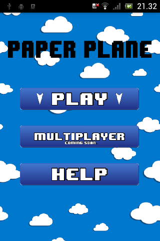 The Paper Plane Game