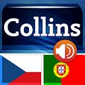 Czech<>Portuguese Dictionary logo