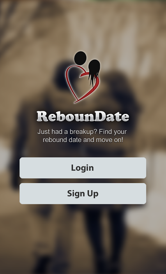 RebounDate- screenshot