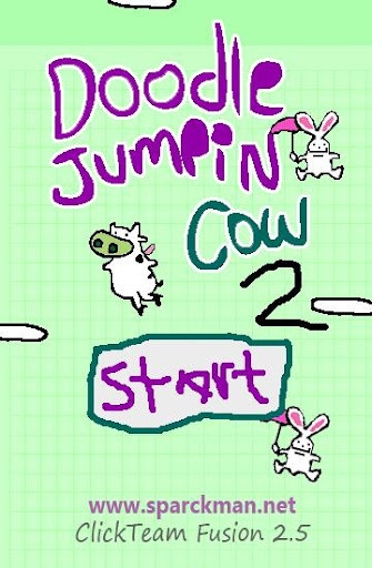 Doodle Jumping Cow 2