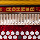 Hohner B/C Button Accordion icon
