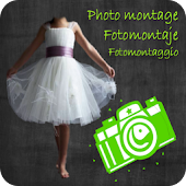 Dresses for girls. Photo Maker