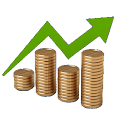 Stock Tracker Ad icon