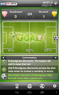 MYFC Manager 2013 - Soccer- screenshot thumbnail