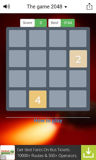 Grid Numbers Free Game Puzzle