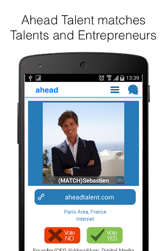 AheadApp Business Networking