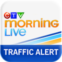 CTV Morning Live Traffic icon