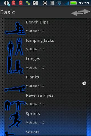 Body Cards Redux - screenshot