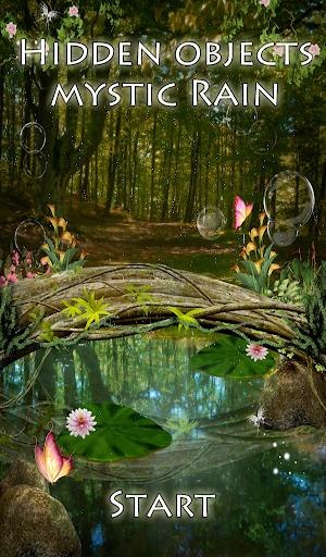 Hidden Objects Mystic Rain