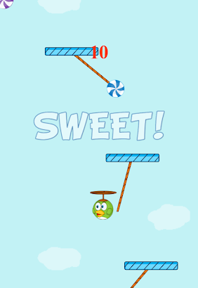 Swing Candy Bird screenshot