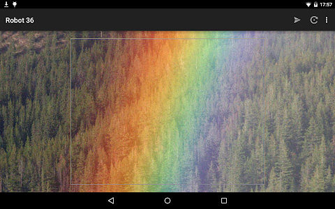 SSTV Encoder – This app sends images via SSTV  | Android