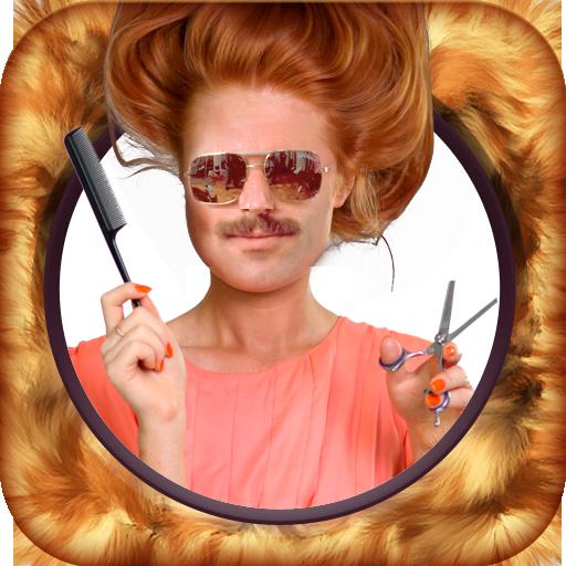 有趣的发型照片 娛樂 App LOGO-硬是要APP