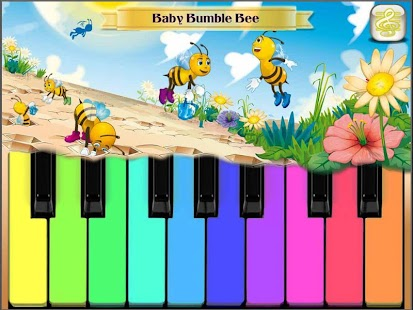 Kids Piano Games- screenshot thumbnail