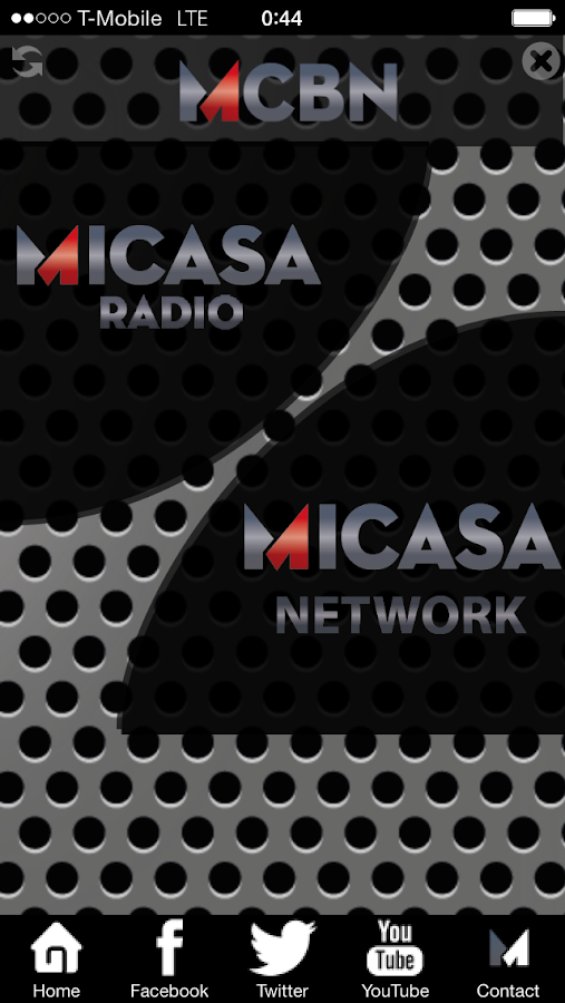 MiCasaNetwork- screenshot