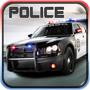 Crazy Police Car Driver 3D for PC and MAC