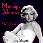Marilyn Monroe Go Theme