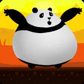 Panda Run Jump
