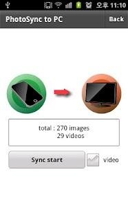 PhotoSync Pro (No AD)- screenshot thumbnail
