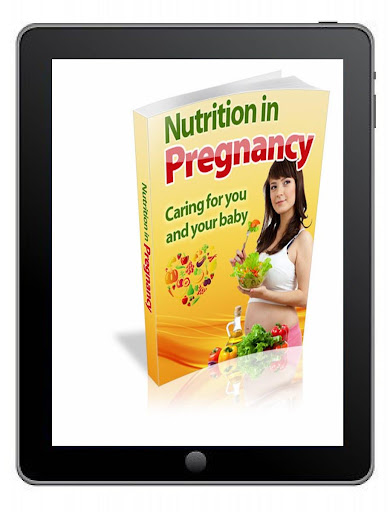 Pregnancy Diet Nutrition App