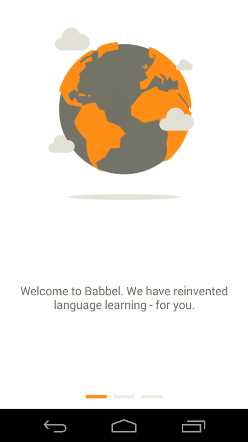 Learn Turkish with Babbel- screenshot