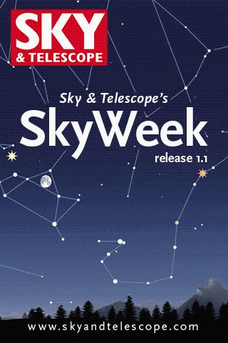 S&T SkyWeek 1.2 - screenshot