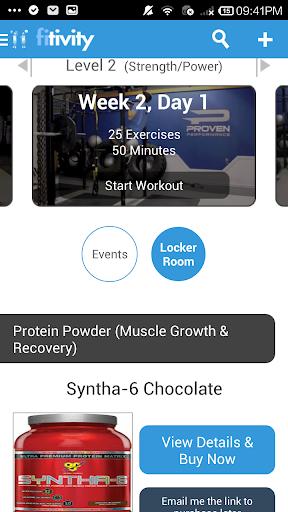 Two Workouts a Day Program