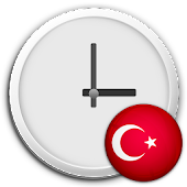 Turkey Clock & RSS Widget