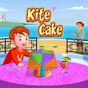 Kite Cake icon