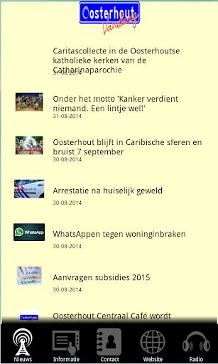Oosterhout Vandaag